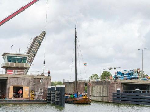 Boete dreigt bij bouw Leeghwaterbrug