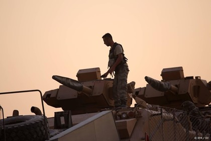 Turks leger omsingelt Syrische plaatsen