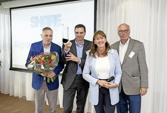 Algenproducent Algae Innovations meest innovatieve bedrijf 2019 in Haarlemmermeer