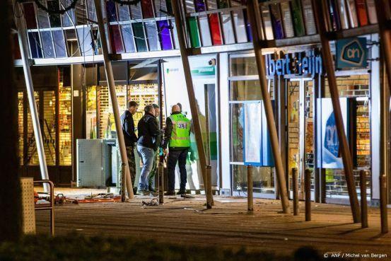 Weer aanhouding voor plofkraken in Amsterdam