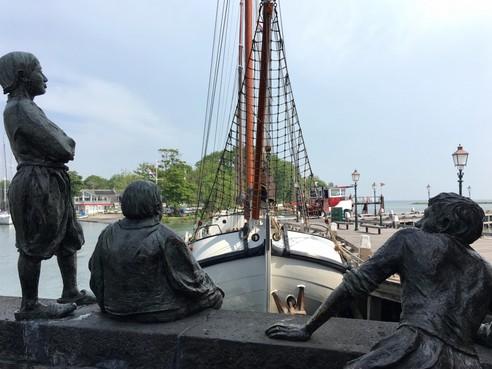 'Compensatie voor toeristenbelasting bruine vloot is op zijn plaats'