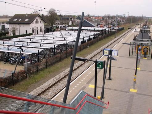 'Station Hillegom als OV-knooppunt'