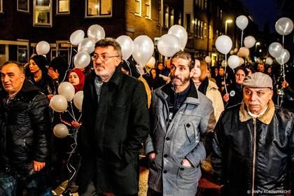 Verdachten doodgeschoten Hümeyra voor rechter