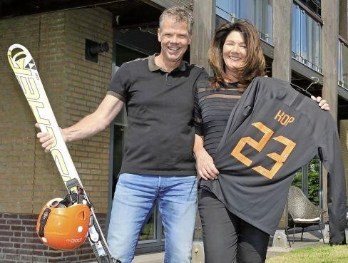 Thuis bij Oranje Leeuwin Lize Kop: 'Zag ze Ireen Wüst op tv, dan trok ze een schaatspak aan' [video]