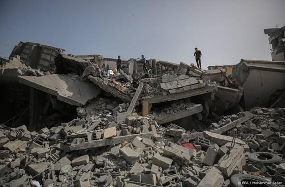 Israël bestookt doelen Hamas in Gazastrook
