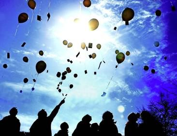 Politiek in Eemnes voelt (nog) niet voor verbod op ballonnen