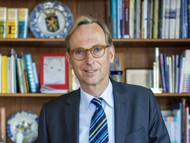 Burgemeester Noordwijkerhout blijft tot aan fusie in 2019