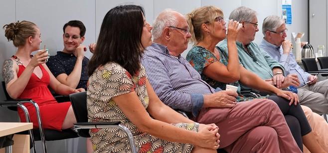 Toneelvereniging DSO boos over 'kwetsende brief' van gemeente over verhuur aan derden De Blinker