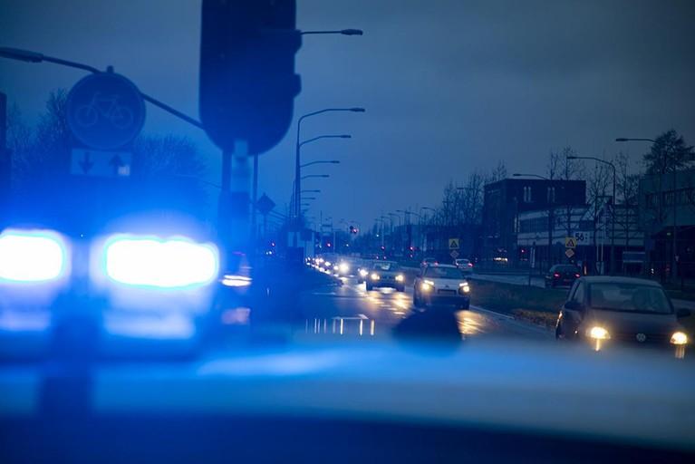 Voetgangster gewond na aanrijding in Haarlemse Waarderpolder