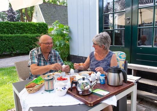 Lekker weekend in Broek in Waterland