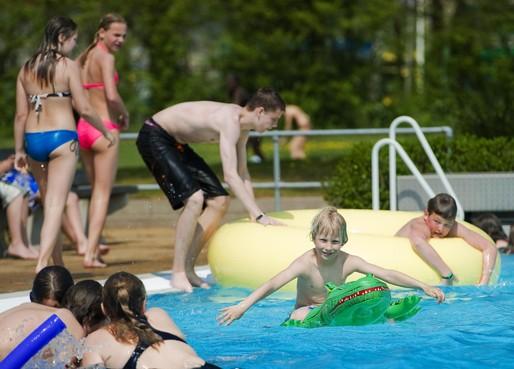 Voortaan is sporthal, gymzaal of zwembad in Velsen rookvrij