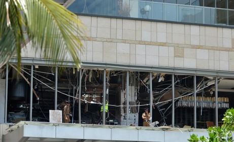Terreuraanslagen in Sri Lanka: meer dan 200 doden, onder wie een Nederlandse vrouw (54)