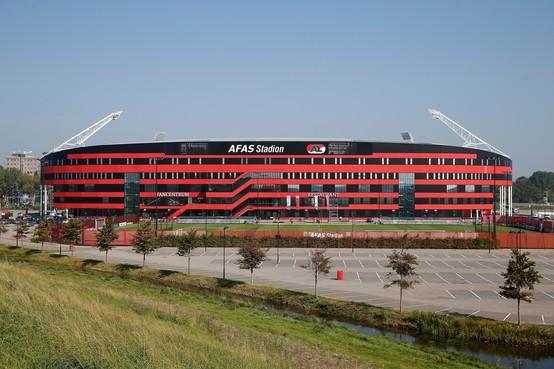 AZ met Van Rhijn en Gudmundsson tegen Feyenoord
