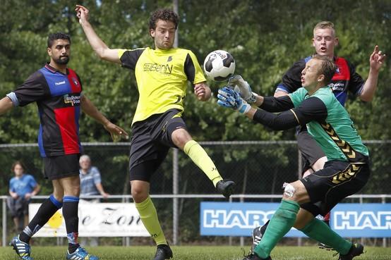 De Nieuwkomer: Thijs Hittema denkt dat voetballen op zaterdag hem wel zal bevallen