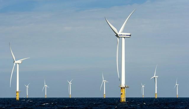 528 protesten tegen windmolens voor de kust