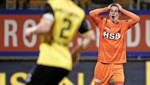 FC Volendam zonder punten bus in: 'Doodzonde' [video]