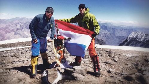 Katwijkse broers gaan zeven hoogste toppen ter wereld beklimmen