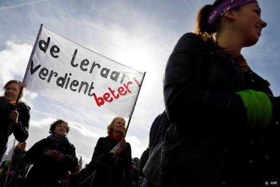 Brede staking in het onderwijs op 15 maart