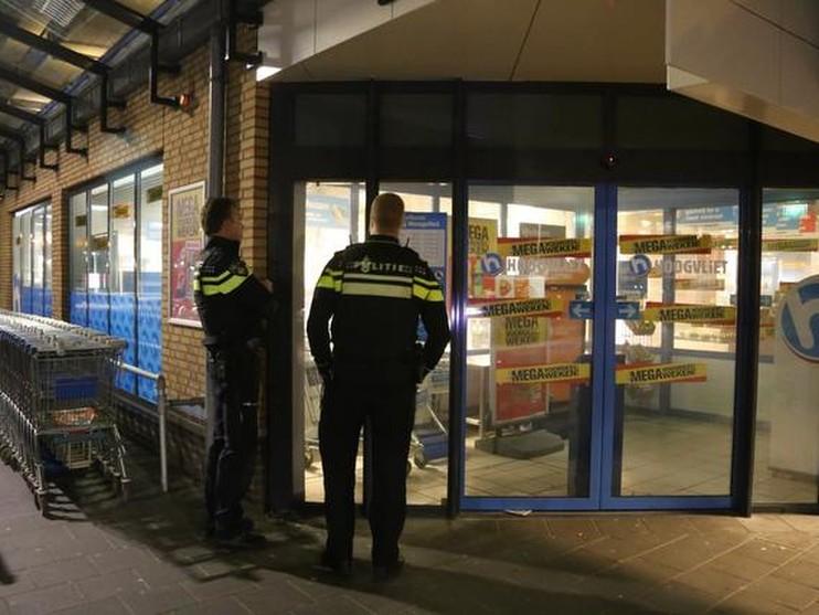 Sigaretten gestolen bij inbraak Hoogvliet in Rijnsburg