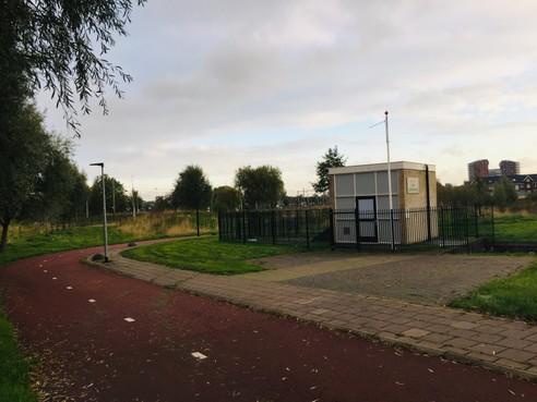 Zeesterpad bij Broekpolder Beverwijk zes dagen dicht voor fietsers