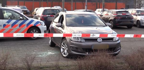 Slachtoffer ontvoering mogelijk vast in Leiden [video]