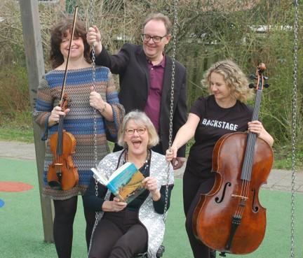 Klassieke muziek voor kinderen in Warmenhuizen: 'Peter en de wolf is echt jeugdsentiment'
