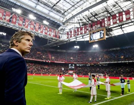 Ajax-directie bedreigd door zaakwaarnemer