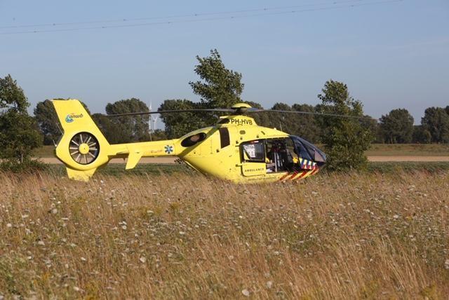 Drie gewonden bij ernstig ongeluk op de A9, Wijkertunnel weer vrij