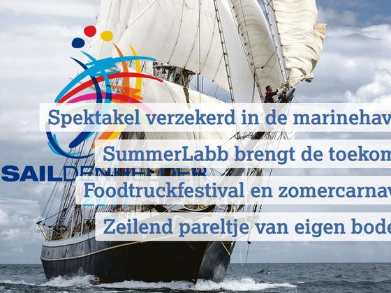 Digitaal magazine Sail Den Helder 2017