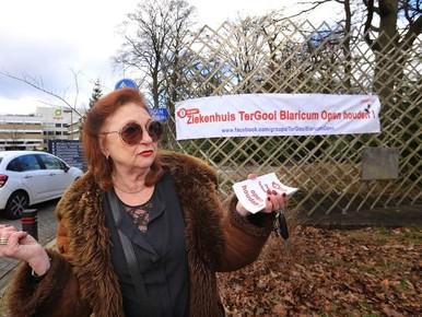 Meer verzet tegen sluiten van Tergooi