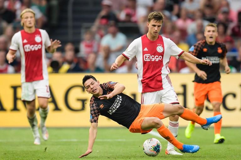Ajax verslaat PSV en pakt Johan Cruijff Schaal [video]