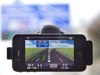 Navigatie-systemen van auto's gaan straks via Noordwijk
