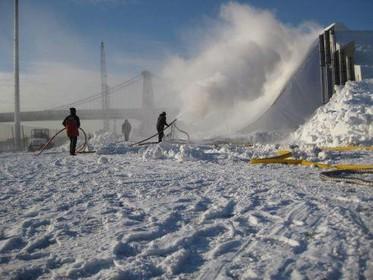 Polar Europe levert wereldwijd ónze sneeuw [video]