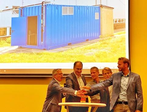 Nederlandse waterstofvinding moet snel worden opgeschaald