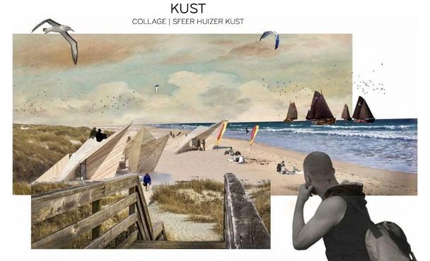 Huizer visie op de eigen kust (en veel meer)