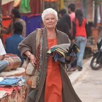 Judi Dench als Evelyn Greenslade in de film 'The second best exotic Marigold Hotel'