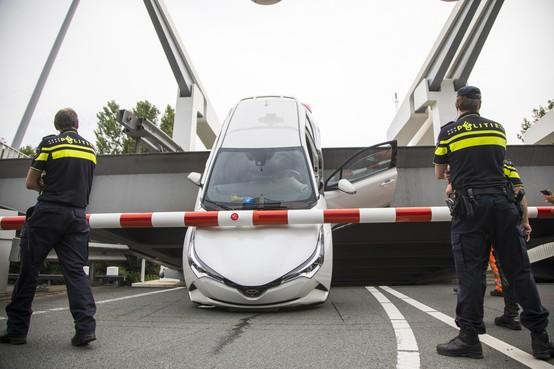 Onderbezetting bij brugbediening Noord-Holland