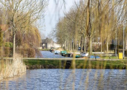 College Langedijk: vier bruggen in Bomenbuurt