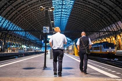 Treinen Amsterdam-Utrecht rijden weer