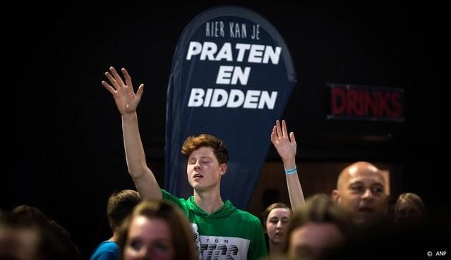 EO-Jongerendag trekt 15.000 jonge christenen