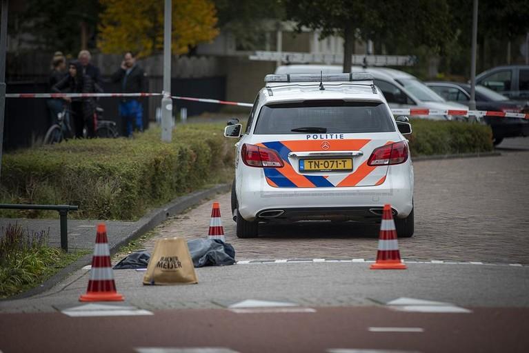 Zwaargewonde bij steekincident in Beverwijk, politie houdt verdachte aan [update]
