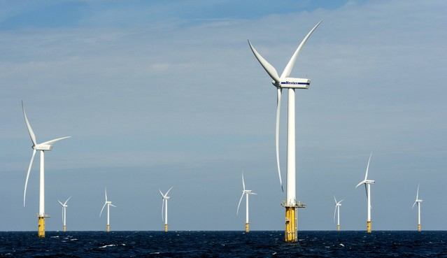 Twijfels over windmolens dicht bij kust