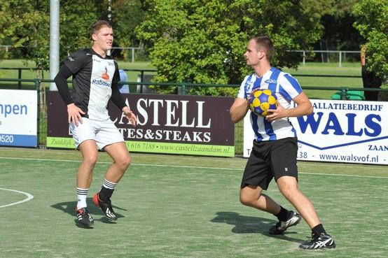 Beoogd voorzitter Age Knossen heeft bij korfbalclub Roda nu nog zijn handen vol aan zoektocht nieuwe trainer