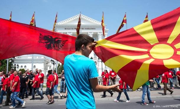 EU zet Albanië en Noord-Macedonië in de wacht