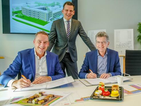 Stikstofcrisis of niet, er wordt weer gebouwd in Katwijk
