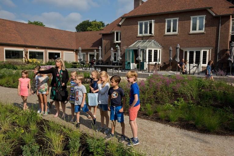 'Erfgoedfestival Gooi & Vecht goed voor forse stijging bezoek'