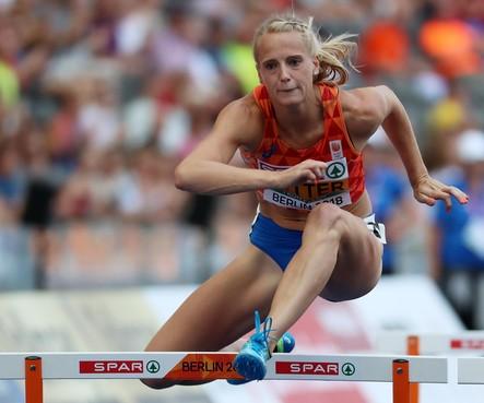 Haperende start kampioene Vetter op zevenkamp EK atletiek