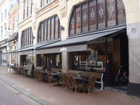 Haarlems restaurant To Amuse omgebouwd tot Miyagi & Jones