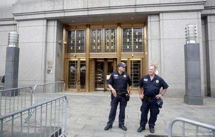 Epstein niet op borgtocht vrij