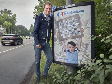 Buurtschaak gaat Nederland veroveren